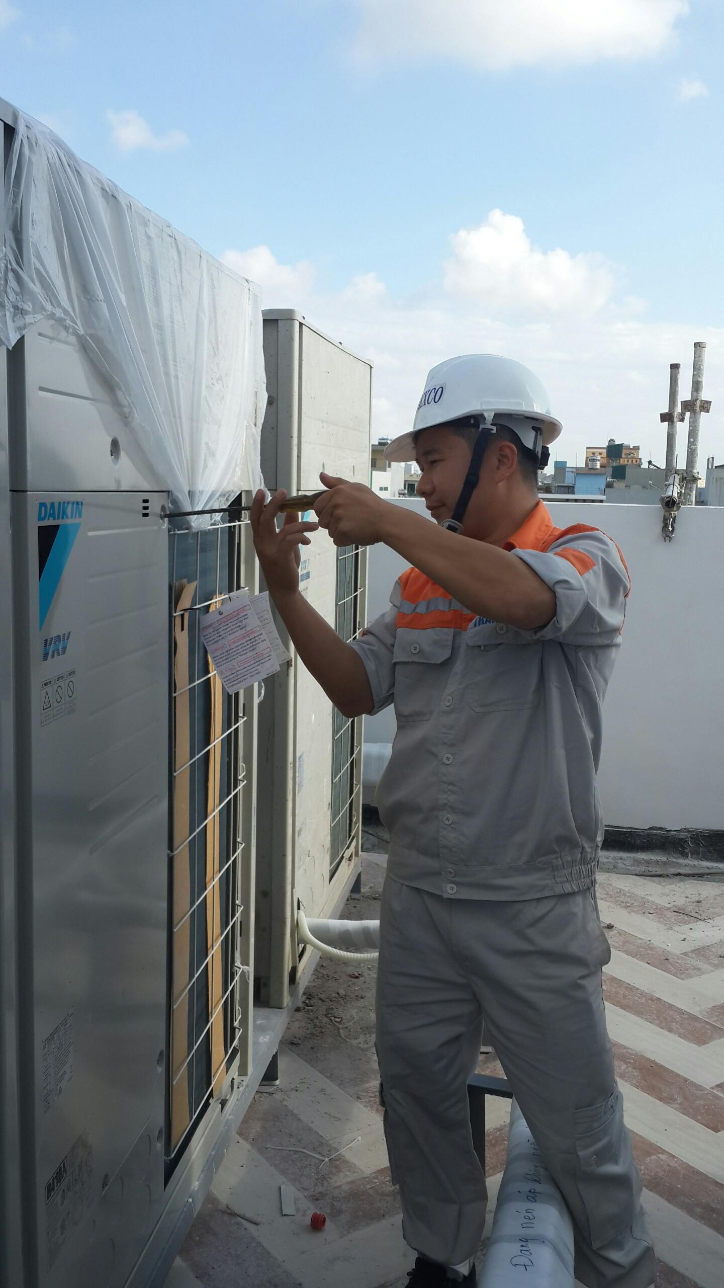 TRAMEXCO nhà thầu điện lạnh lớn khu vực miền Trung
