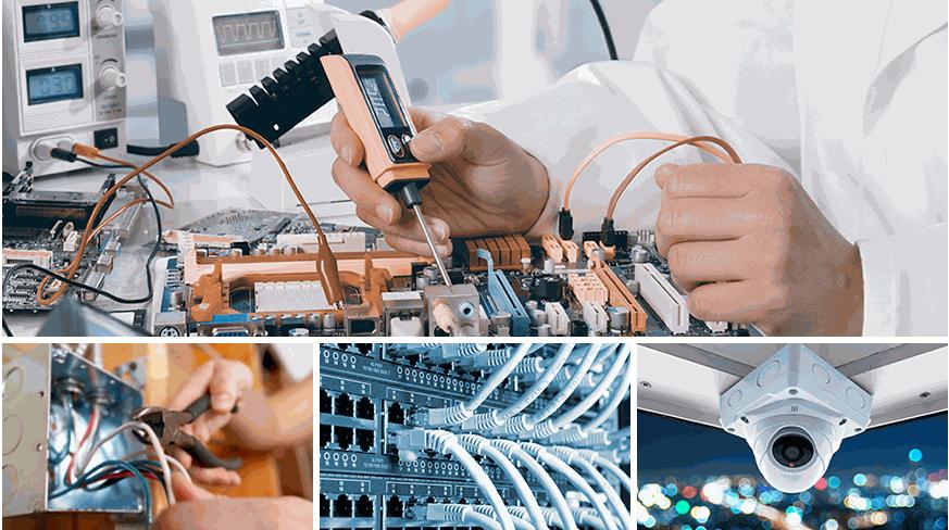 Nhà thầu thi công hệ thống điện nhẹ công trình chuyên nghiệp