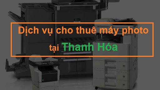 Công ty cho thuê máy photocopy tại Thanh Hóa