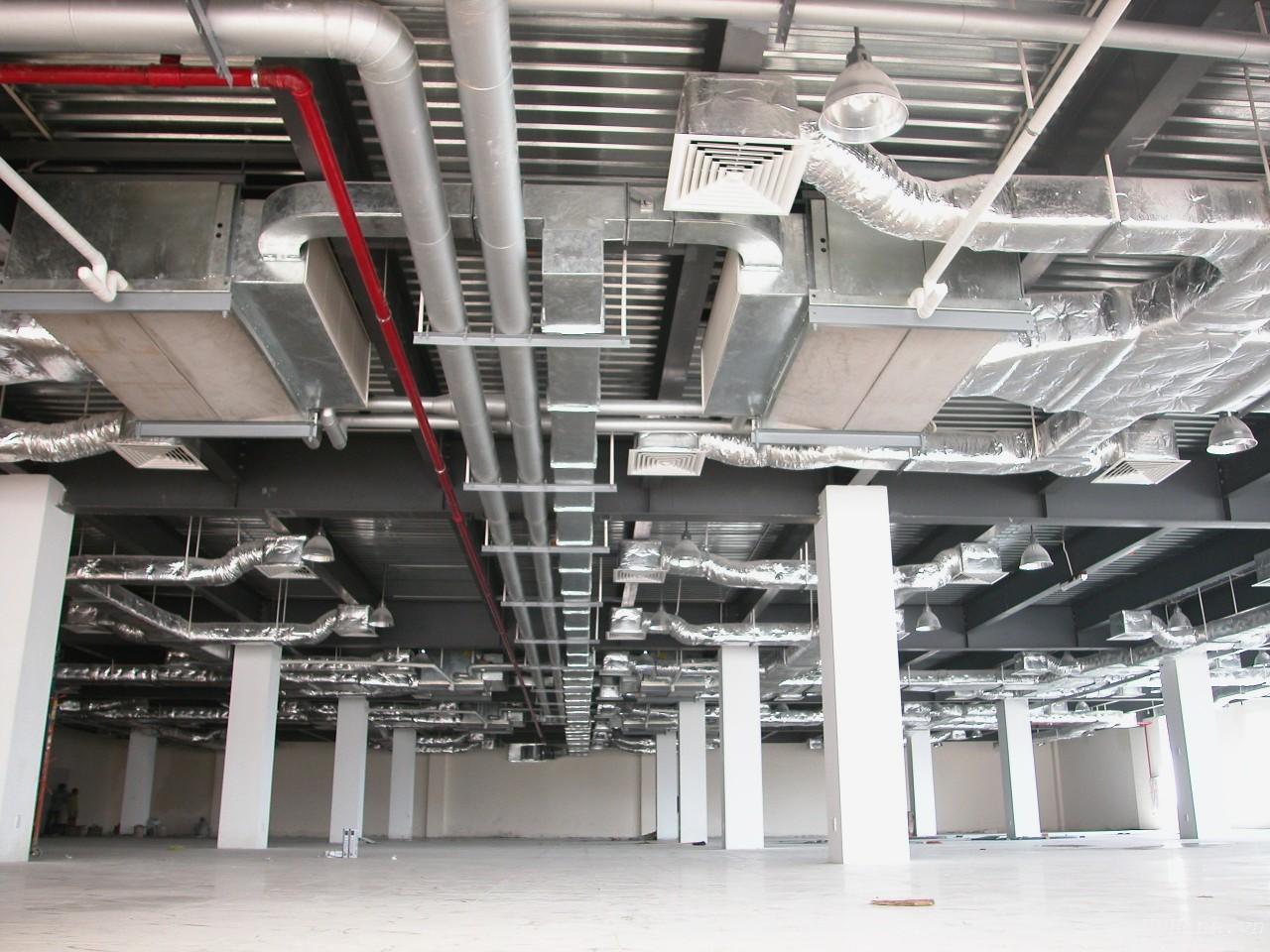 Những điều cần biết về hệ thống điều hòa nhà xưởng