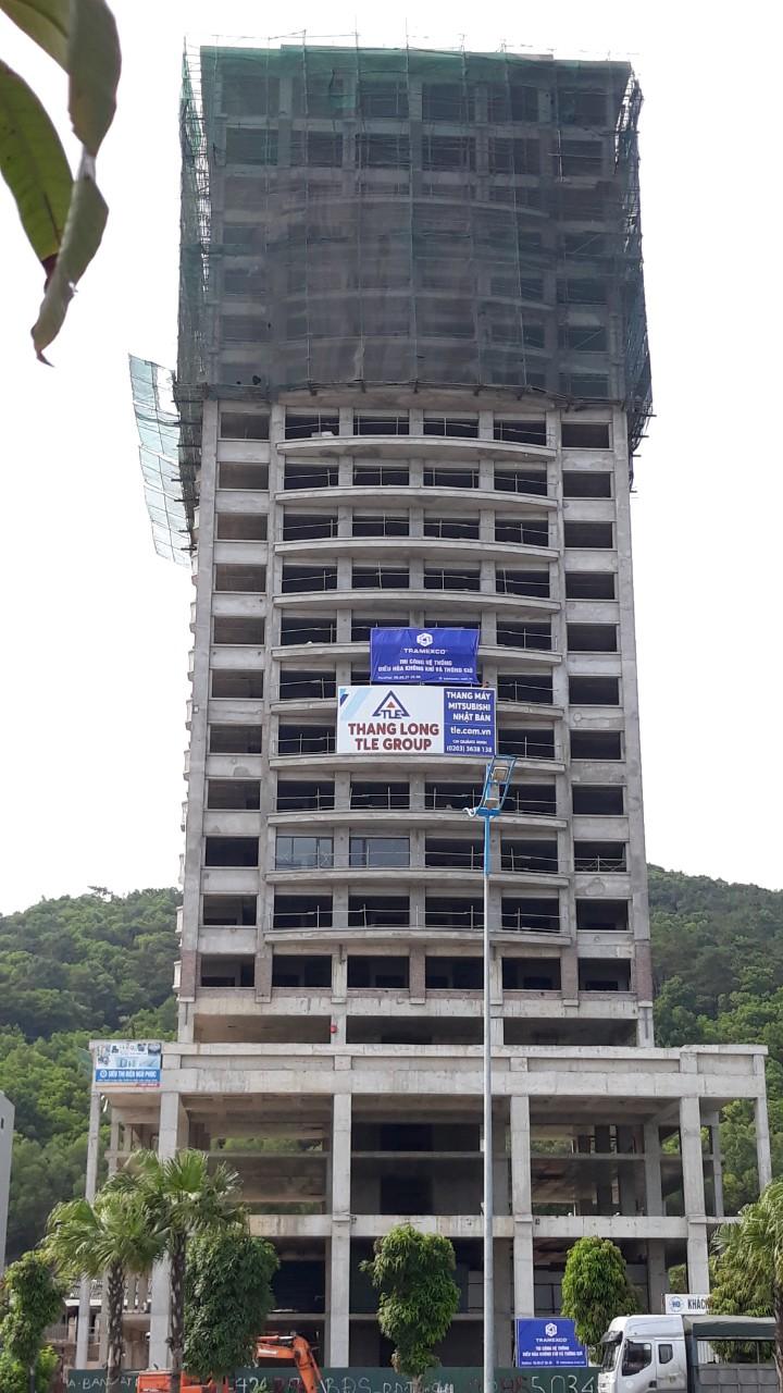 Công trình Khách sạn De Vista Hạ Long