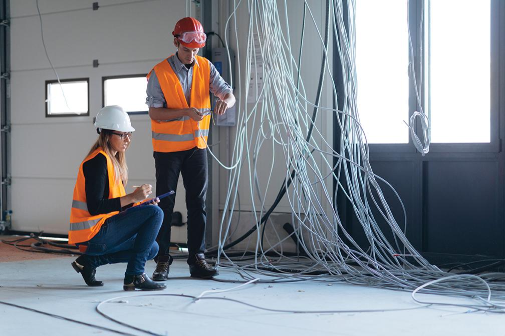 Hướng dẫn cách lắp đặt hệ thống điện nhà xưởng