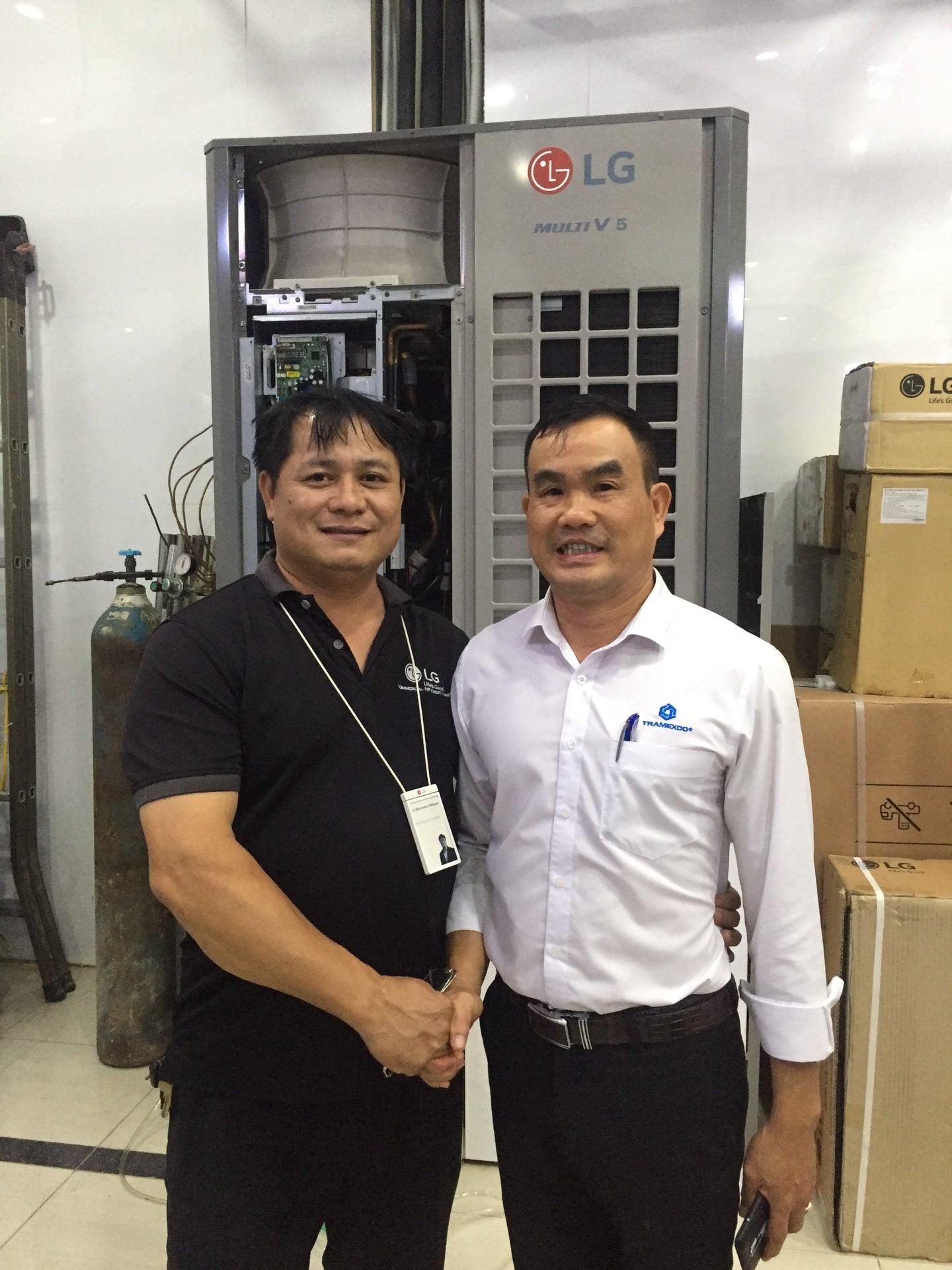 Tramexco-LG Electronics Việt Nam