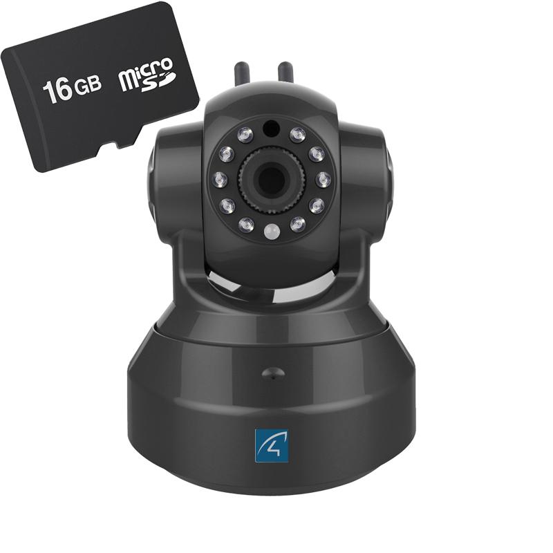 Camera không dây C37-AR Alarm (1.3M) báo động w/16GB