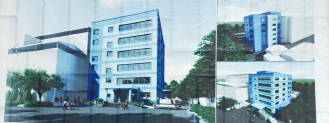 Dự án Bệnh viện đa khoa Trí Đức Thành